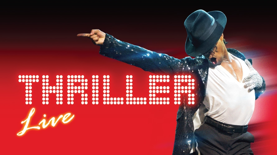 Thriller Live Tour Dates