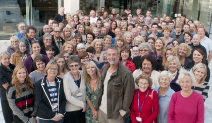 The Staff at the Theatre Royal Plymouth