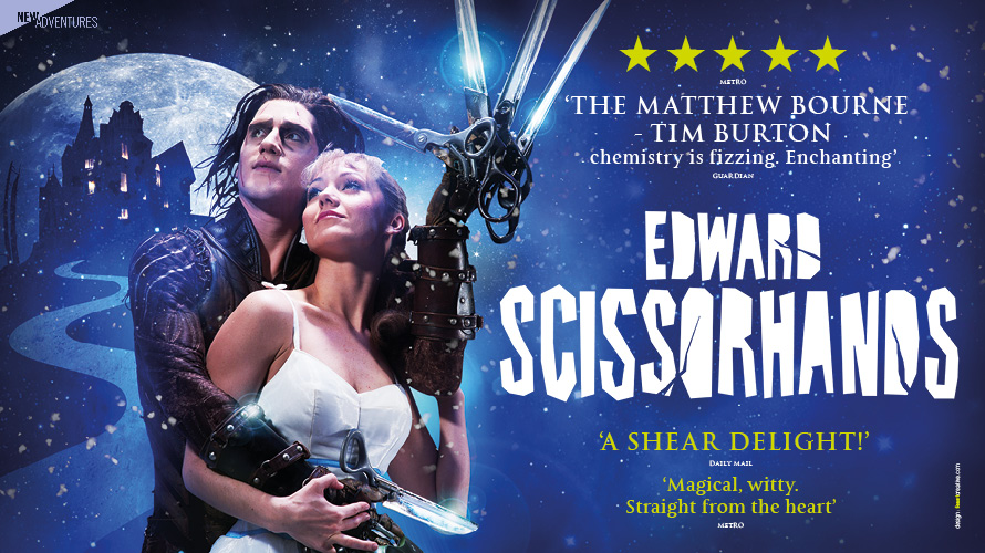 edward scissorhands outsider essay Tim burton's edward scissorhands, is considered a modern fairytale it's story of the outsider male character being rescued or pitied by the perfect female.