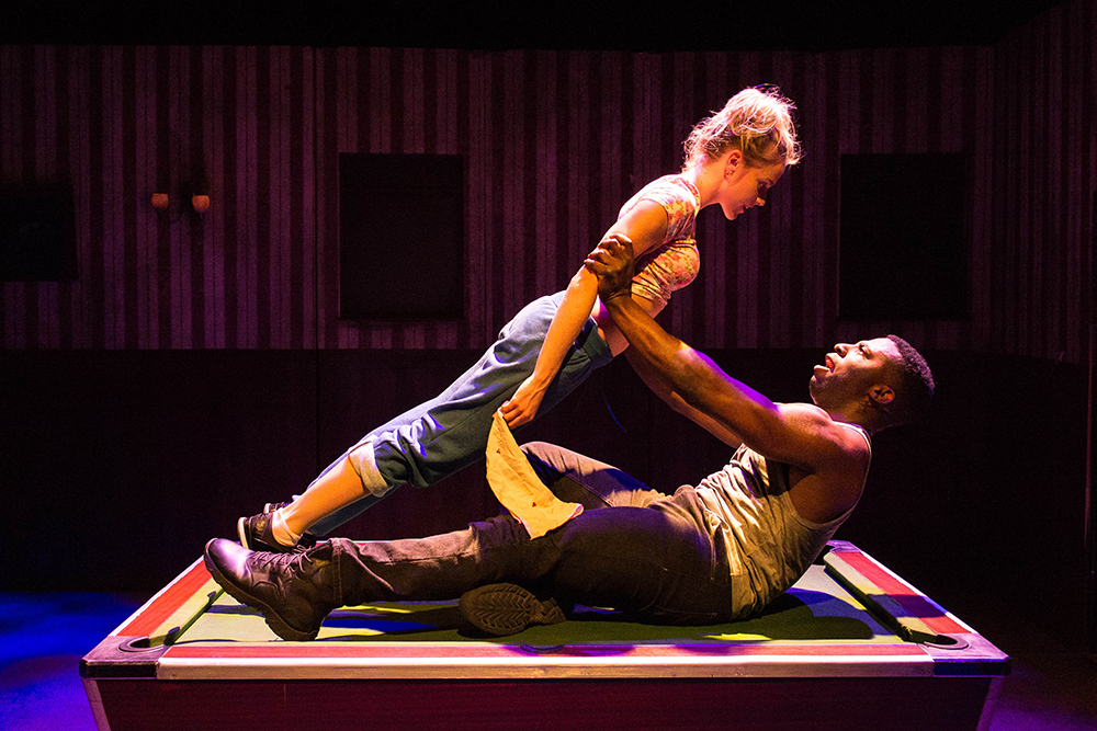 Frantic Assembly Othello Theatre Royal Plymouth