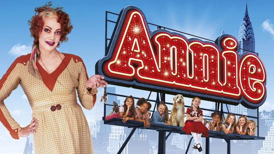 Annie Uk Tour Auditions