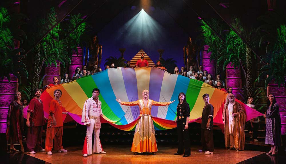 Joseph And The Amazing Technicolor Dreamcoat Theatre