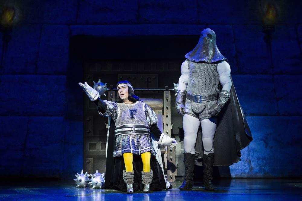 Shrek Theatre Royal Plymouth