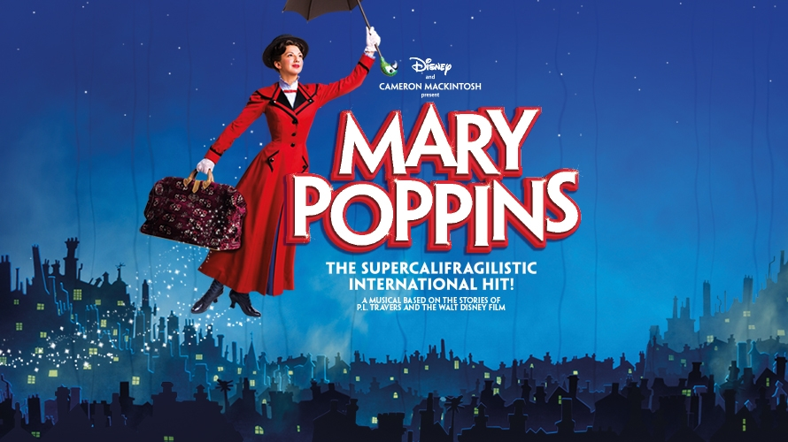 Mary Poppins Theatre Royal Plymouth