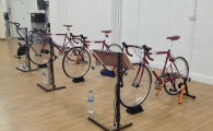 The Man With The Hammer: Rehearsal Bikes