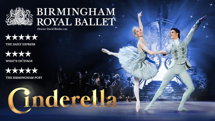 Cinderella Ballet Matthew Bourne Tour Dates