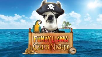 Funky Llama Club Night