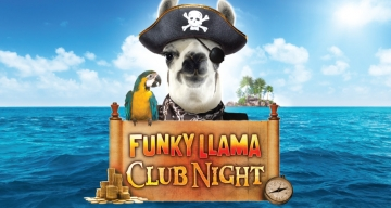 Funky Llama Club Night