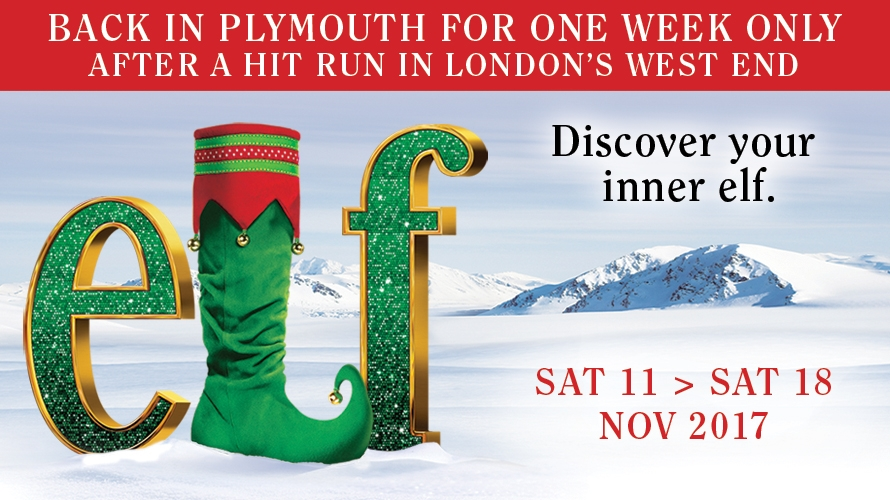 Elf The Musical Tour Dates