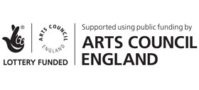 Lottery Funded - Arts Council England