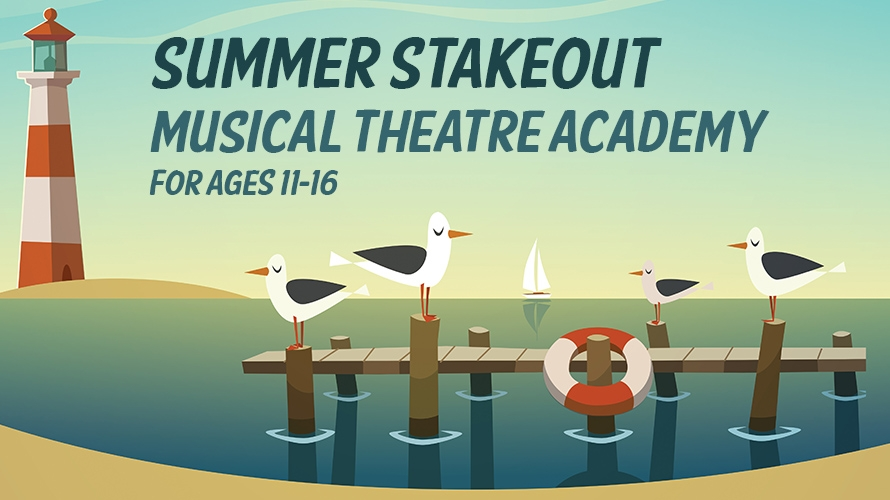 Summer Stakeout: Musical in a week
