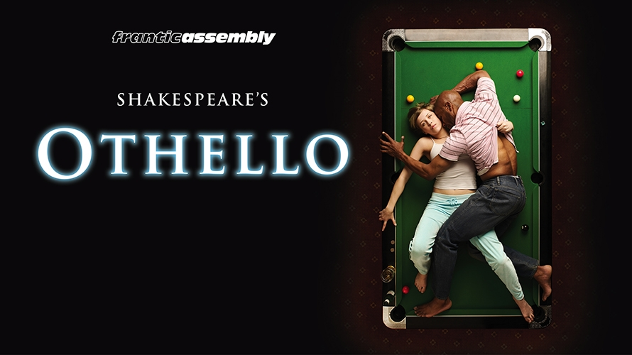 Frantic Assembly - Othello - Theatre Royal Plymouth