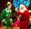 Matt Kopec (Buddy) and Gordon Gray (Santa)