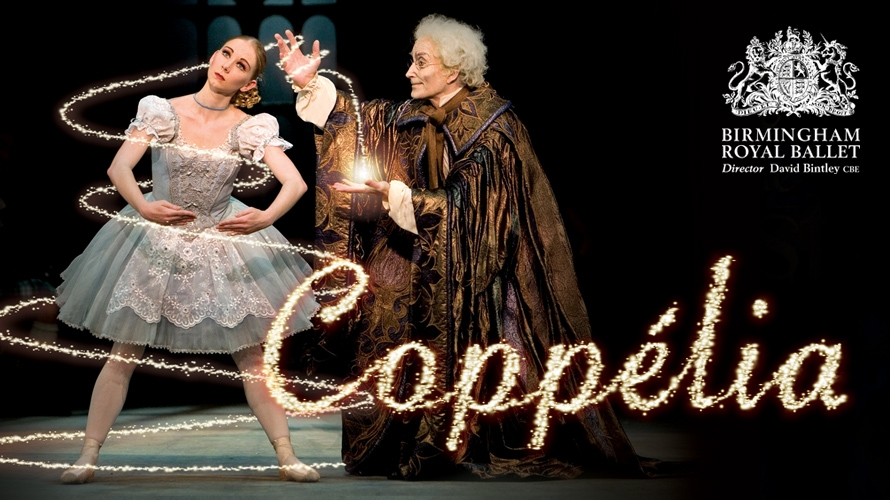 Birmingham Royal Ballet Coppelia Theatre Royal Plymouth