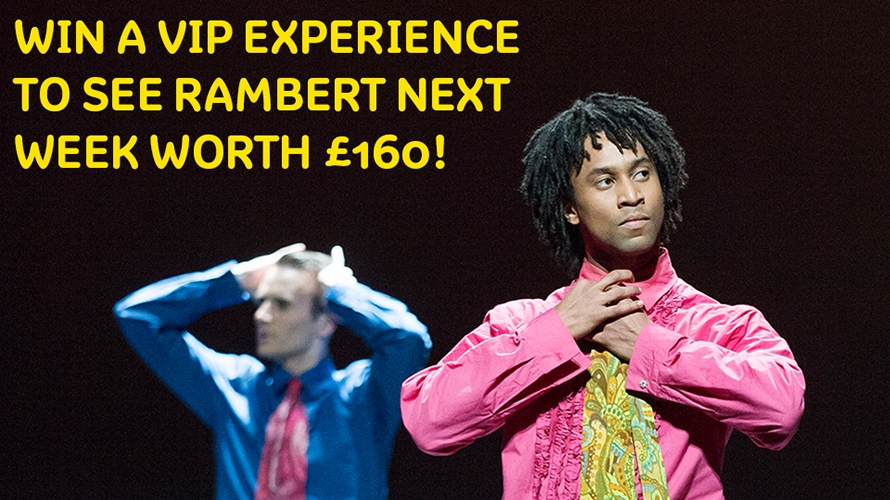 Rambert Competition