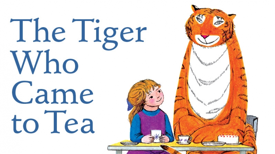 Image result for the tiger who came