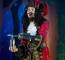 Laurence Pears as Captain Hook