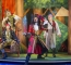 James Marlowe as Bill Jukes, Cornelius Booth as Pirate Starkey, Laurence Pears as Captain Hook, Harry Kershaw as Pirate Smee