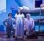 James Marlowe as John, Leonie Hill as Wendy, Cornelius Booth as Michael