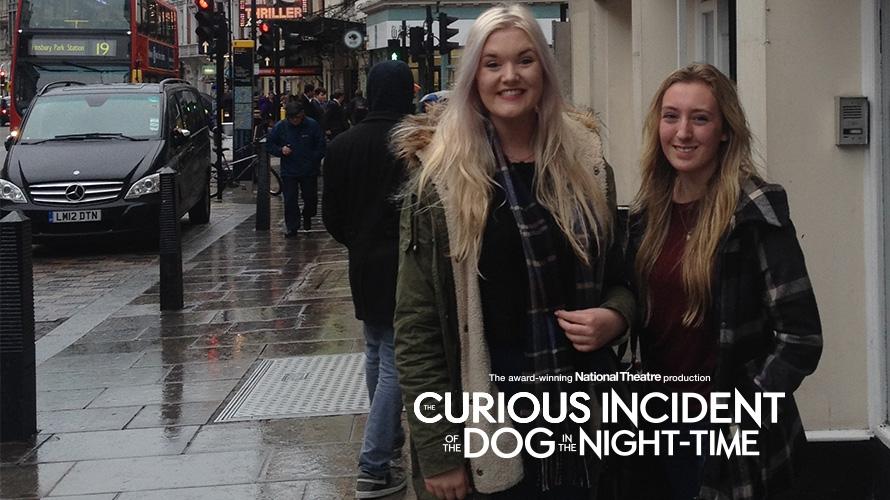 Curious Incident London Visit!