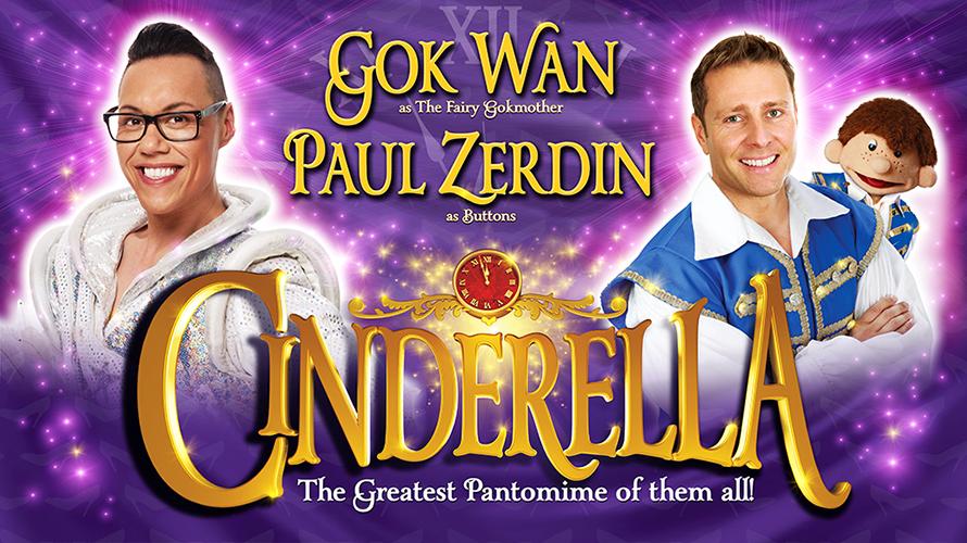 Cinderella Theatre Royal Plymouth