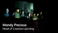 Mandy Precious - Head of Creative Learning