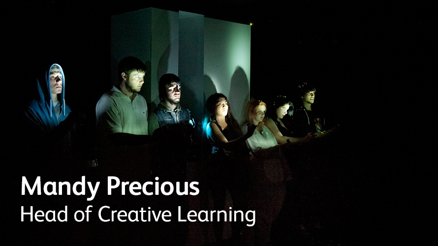Mandy Precious - Head of Creative Learning
