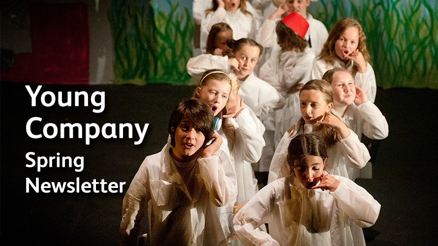 Young Company Spring Newsletter
