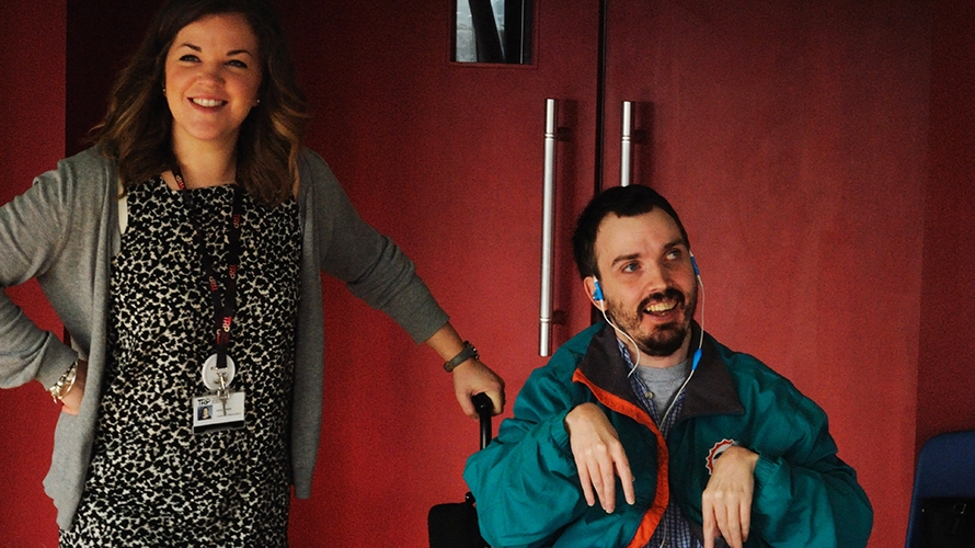 Differently Abled - Driving Change