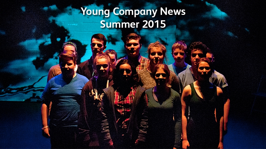 Young Company News - Summer 2015