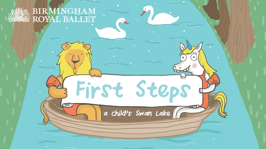First Steps: A Child's Swan Lake