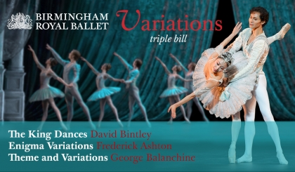 Variations Triple Bill