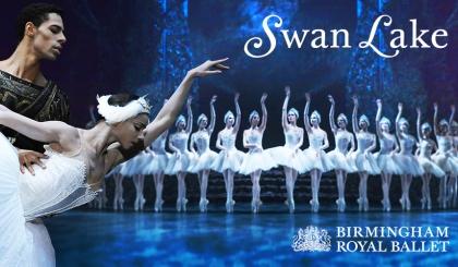 Birmingham Royal Ballet: Swan Lake