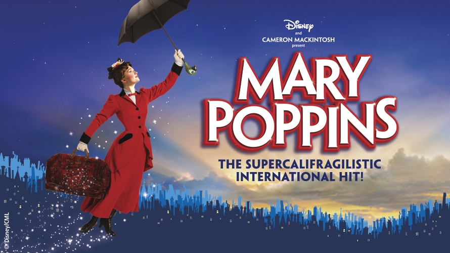 Mary Poppins Returns To The Theatre Royal Plymouth In 2016