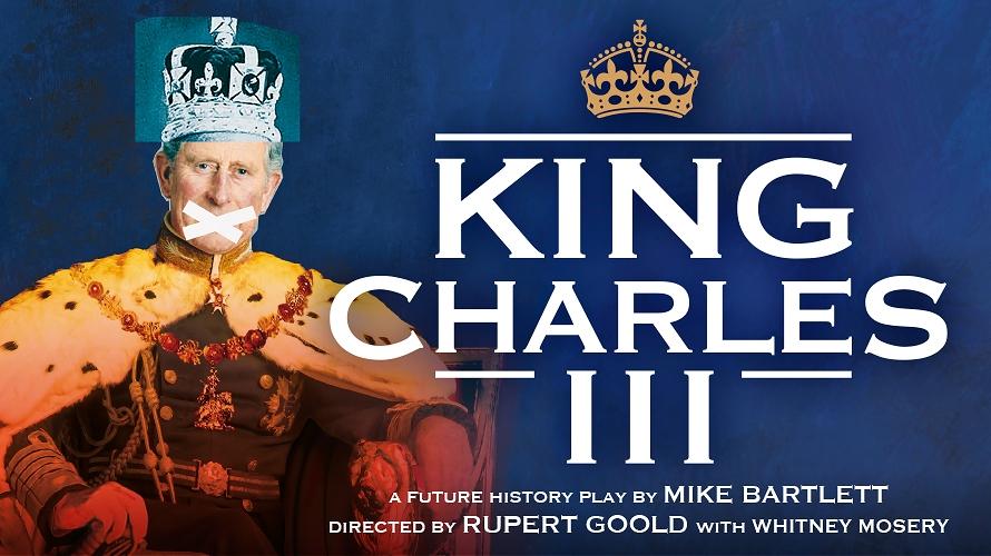 King Charles III new