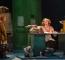 ANNIE - Craig Revel Horwood as 'Miss Hannigan' and Sophia Pettit as 'Annie'. Photo credit Paul Coltas.jpg