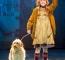 ANNIE - Sophia Pettit as 'Annie' and Sandy. Photo credit Paul Coltas.jpg