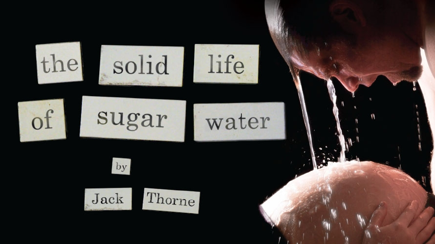 The Solid Life of Sugar Water