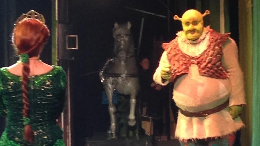 #TRPLive Shrek