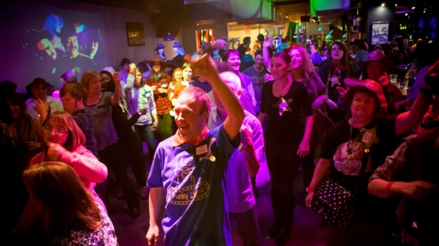 Funky Llama Club Night 2015