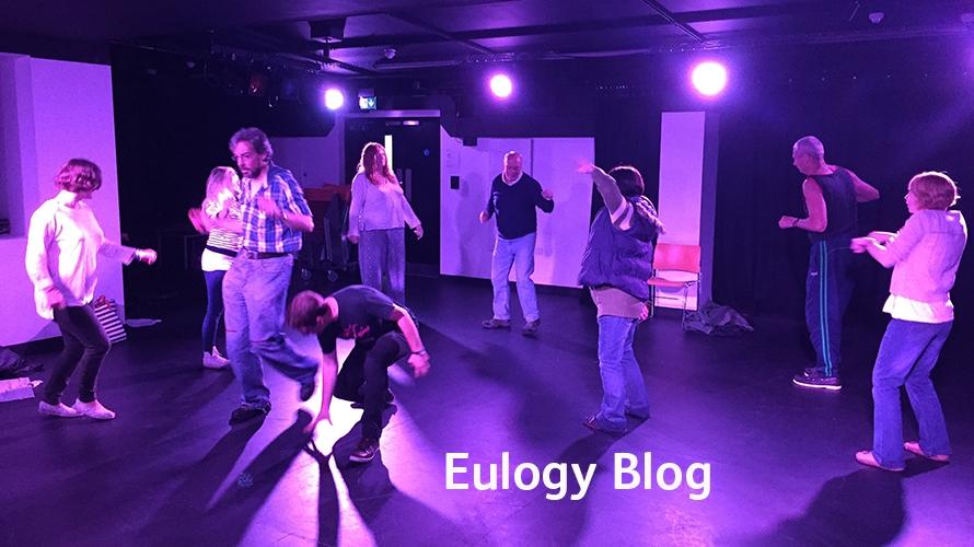 Eulogy Blog