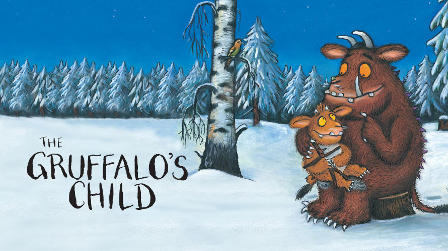 The Gruffalo S Child Theatre Royal Plymouth