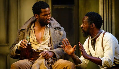 Blog: Watching The Whipping Man