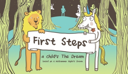 BRBFirst Steps: A child's The Dream