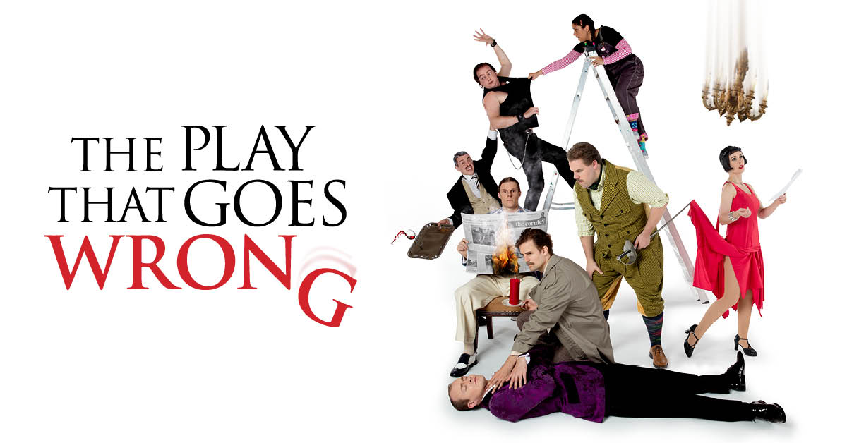 watch the play that goes wrong online free