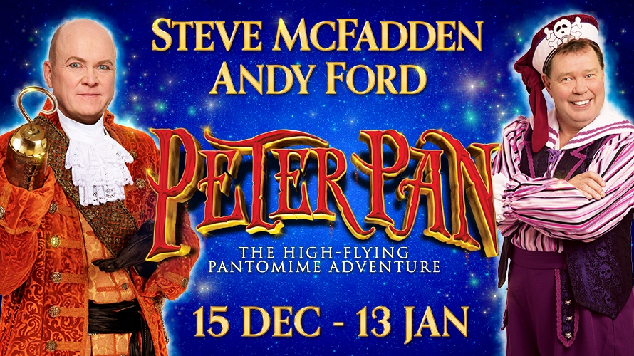 Peter Pan - Steve McFadden and Andy Ford