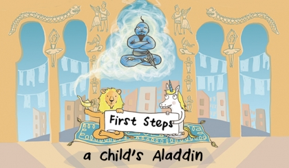 First Steps Aladdin
