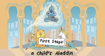 First Steps Aladdin