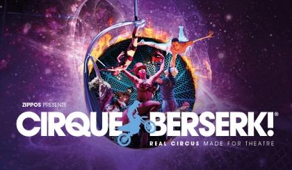 Crique Beserk