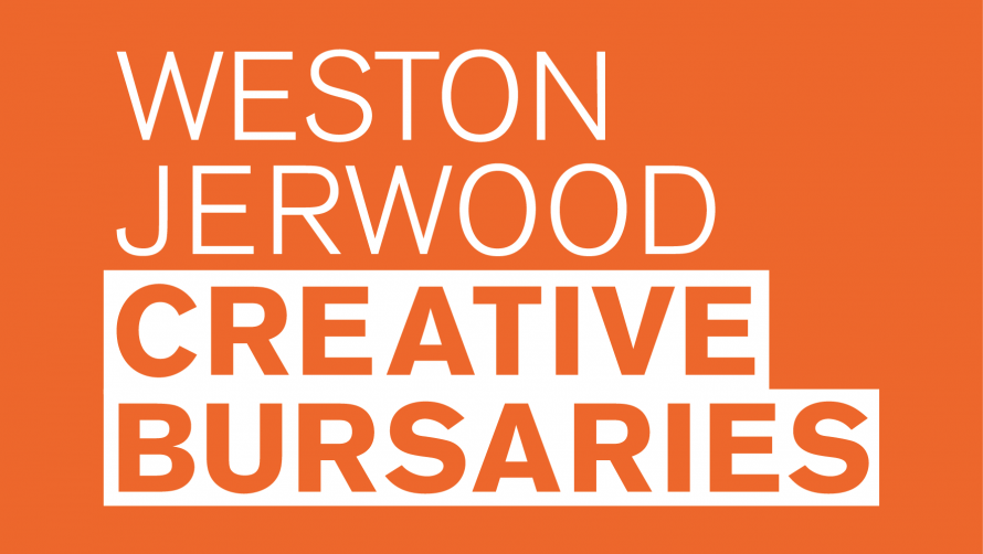 Weston Jerwood Creative Bursaries